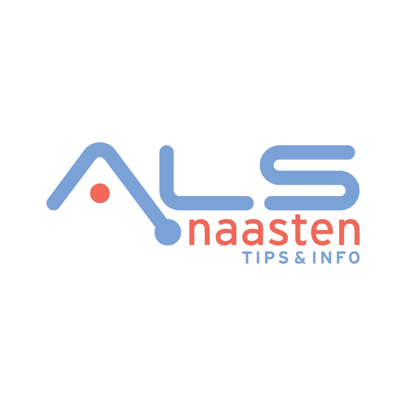 Logo app ALS naasten